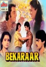 Bekaraar (1983) afişi
