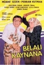 Belalı Kaynana/kaynanam Tatilde (1986) afişi