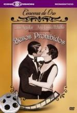 Besos Prohibidos (1956) afişi