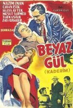 Beyaz Gül (kaderim) (1958) afişi