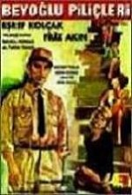 Beyoğlu Piliçleri (1963) afişi