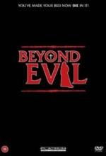 Beyond Evil (1980) afişi