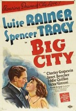 Big City (ıı) (1937) afişi