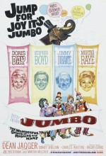 Billy Rose's Jumbo (1962) afişi