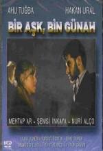 Bir Aşk Bin Günah (1989) afişi