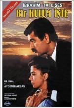 Bir Kulum İşte (1988) afişi