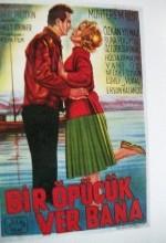 Bir Öpücük Ver Bana (1963) afişi