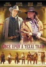 Bir Zamanlar Bir Teksas Treni (1988) afişi