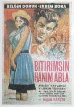 Bitirimsin Hanım Abla (1964) afişi