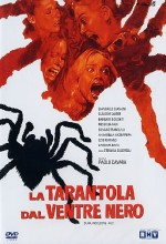 Black Belly of the Tarantula (1971) afişi