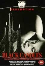 Black Candels (1980) afişi