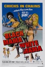 Black Mama, White Mama (1973) afişi
