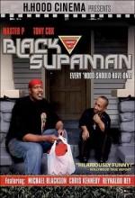 Black Supaman (2007) afişi