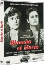 Blanche Et Marie (1985) afişi