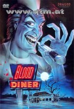 Blood Diner (1987) afişi