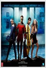 Mavi (2009) afişi