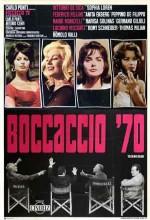 Boccaccio '70 (1962) afişi