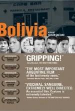 Bolivia (2001) afişi