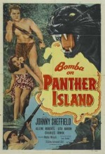 Bomba On Panther ısland (1949) afişi