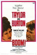 Boom! (1968) afişi