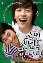 Boy Meets Boy (2008) afişi