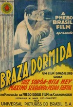 Brasa Dormida (1928) afişi