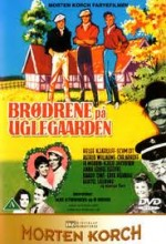 Brødrene På Uglegaarden (1967) afişi
