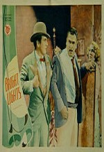 Bright Lights (ıı) (1930) afişi