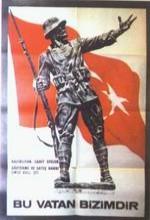 Bu Vatan Bizimdir (1958) afişi