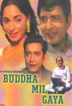 Buda Mil Gaya (1971) afişi