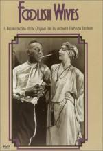 Budala Kadınlar (1922) afişi