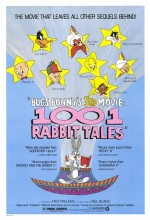 Bugs Bunny's 3rd Movie: 1001 Rabbit Tales (1982) afişi