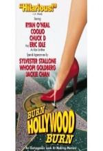 Burn Hollywood Burn (1997) afişi