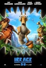Buz Devri 3: Dinozorların Şafağı (2009) afişi