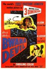 Bwana şeytanı (1952) afişi