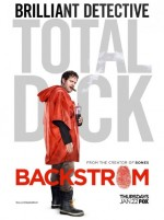 Backstrom (2015) afişi