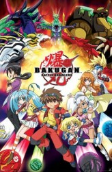 Bakugan Battle Brawlers (2009) afişi