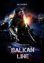 Balkanskiy rubezh  (2018) afişi