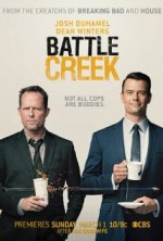 Battle Creek (2015) afişi