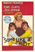 Bazıları Sıcak Sever (1959) afişi