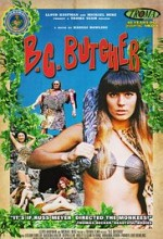 B.C. Butcher (2016) afişi