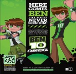 Ben 10: Omniverse Sezon 1 (2012) afişi