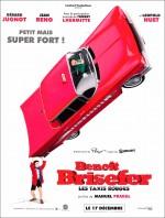 Benoît Brisefer: Les taxis rouges (2014) afişi