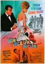 Bir Gecelik Gelin (1962) afişi