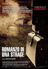 Bir Katliamın Romanı (2012) afişi