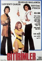 Bitirimler (1972) afişi
