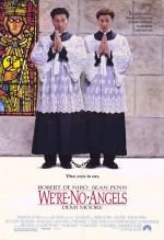 Biz Melek Değiliz (1989) afişi