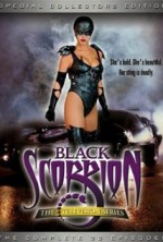 Black Scorpion (2001) afişi