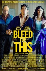 Bleed for This (2016) afişi