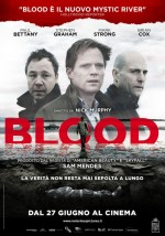 Blood (2013) afişi
